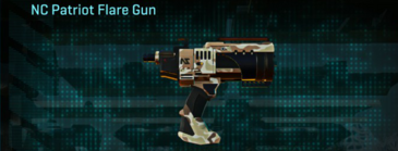 Arid forest pistol nc patriot flare gun