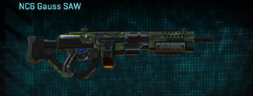Amerish forest v2 lmg nc6 gauss saw