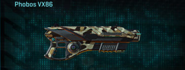 Desert scrub v1 shotgun phobos vx86
