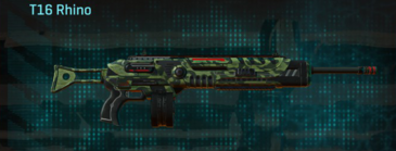 Amerish forest lmg t16 rhino