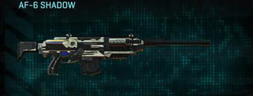 Indar dry ocean scout rifle af-6 shadow