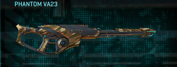 Indar dunes sniper rifle phantom va23