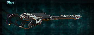Forest greyscale sniper rifle ghost