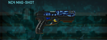 Nc digital pistol nc4 mag-shot