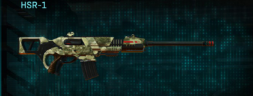 Palm scout rifle hsr-1