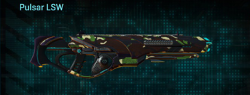African forest lmg pulsar lsw
