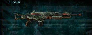 Amerish brush assault rifle t1 cycler