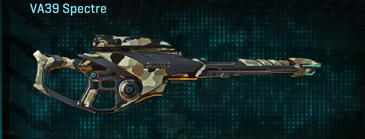 Desert scrub v1 sniper rifle va39 spectre
