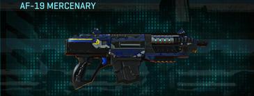 Nc patriot carbine af-19 mercenary