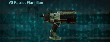 Amerish brush pistol vs patriot flare gun