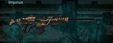Indar canyons v1 sniper rifle impetus