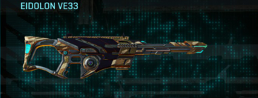 Indar dunes battle rifle eidolon ve33