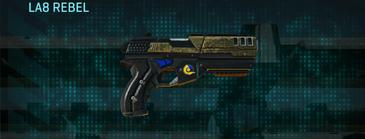 Indar highlands v2 pistol la8 rebel