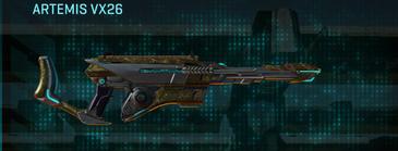 Indar highlands v2 scout rifle artemis vx26
