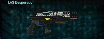 Forest greyscale pistol la3 desperado