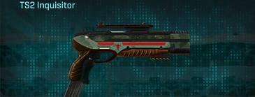 Amerish brush pistol ts2 inquisitor