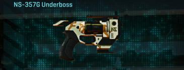 California scrub pistol ns-357g underboss