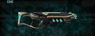 Indar dry ocean assault rifle cme