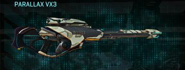 Indar dry ocean sniper rifle parallax vx3