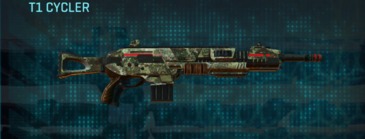Pine forest assault rifle t1 cycler