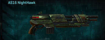 Amerish leaf shotgun as16 nighthawk