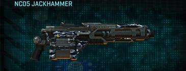 Indar dry brush heavy gun nc05 jackhammer