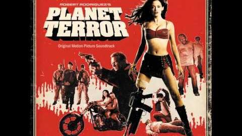 Planet Terror OST-Killer Legs - Robert Rodriguez