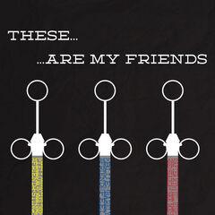 Dakots's friends poster.