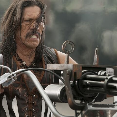 Machete  kills.