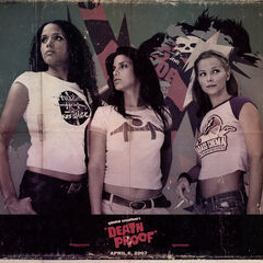 Death Proof character poster 3.