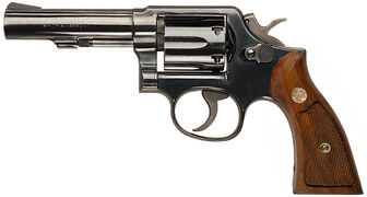 Smith & Wesson Model 10 HB