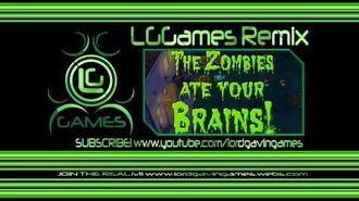 Brainiac Maniac (Revamped) - LGGames Remix