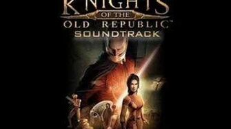 KotOR soundtrack - Main theme Sith temples