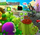 The plants vs zombies adventures