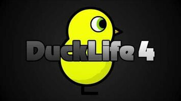 DuckLife 4 - Swamp Theme