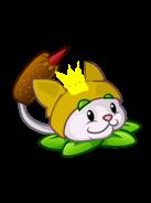 King Cattail