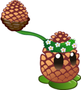 Pinecone Pult Costume2