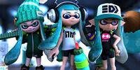 The Blu Splatters