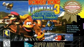 Donkey Kong Country 3 - Baron K Roolenstein Battle Music Extended