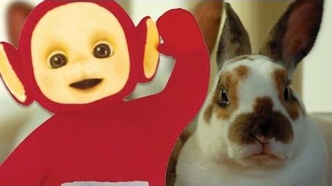 Teletubbies- Jigsaw - Rabbits - 184 - Cartoons for Children