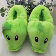 PeashooterSlippers