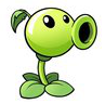 Peashooter concept art