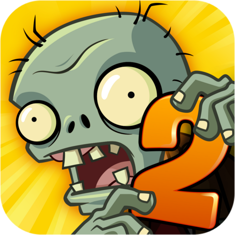 File:Plants Vs. Zombies™ 2 It's About Time Icon (Versions 2.7 to 2.8.3).png