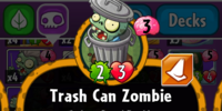 Trash Can Zombie (PvZH)/Gallery