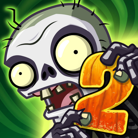 File:Plants Vs. Zombies™ 2 It's About Time Square Icon (Versions 4.1.1).png