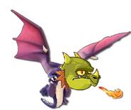 Snap dragon dragon
