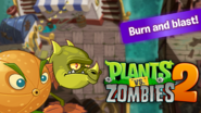 PvZ2 MultipleBurnandblast WallpaperbyKh07