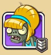 Bikini Zombie's Level 3 icon