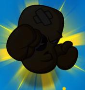 Black-Eyed Pea silhouette