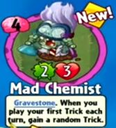 Receiving Mad Chemist